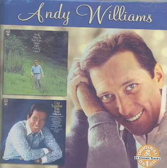 RAINDROPS KEEP FALLIN ON MY HEAD/GET BY ANDY WILLIAMS (CD)