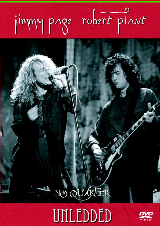 NO QUARTER:JIMMY PAGE & ROBERT PLANT BY PAGE,JIMMY (DVD)