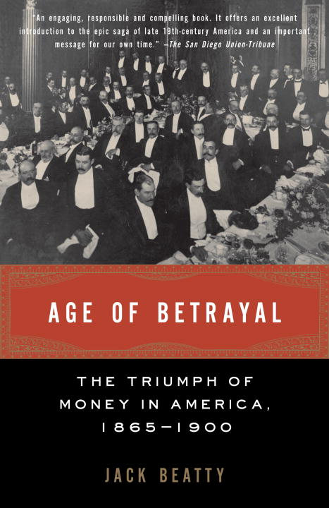 Age of Betrayal By Beatty, Jack